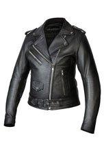 Leather Jacket OZONE RAMONES Lady