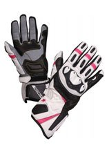 Leather gloves Women Modeka Cay