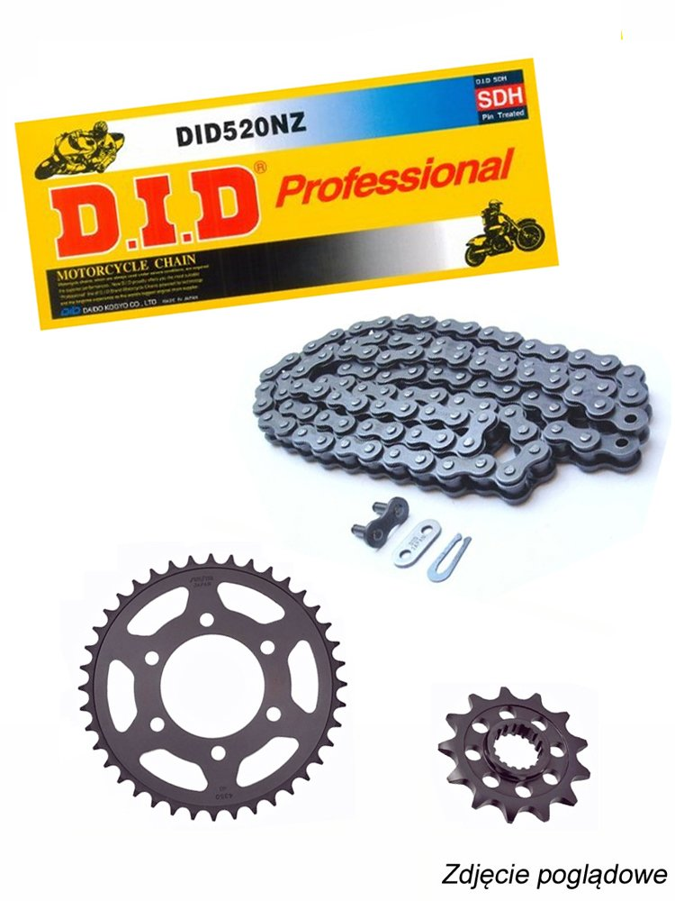 Chain Did520 Nz Super Non O Ring Cross 108 Chain Link And