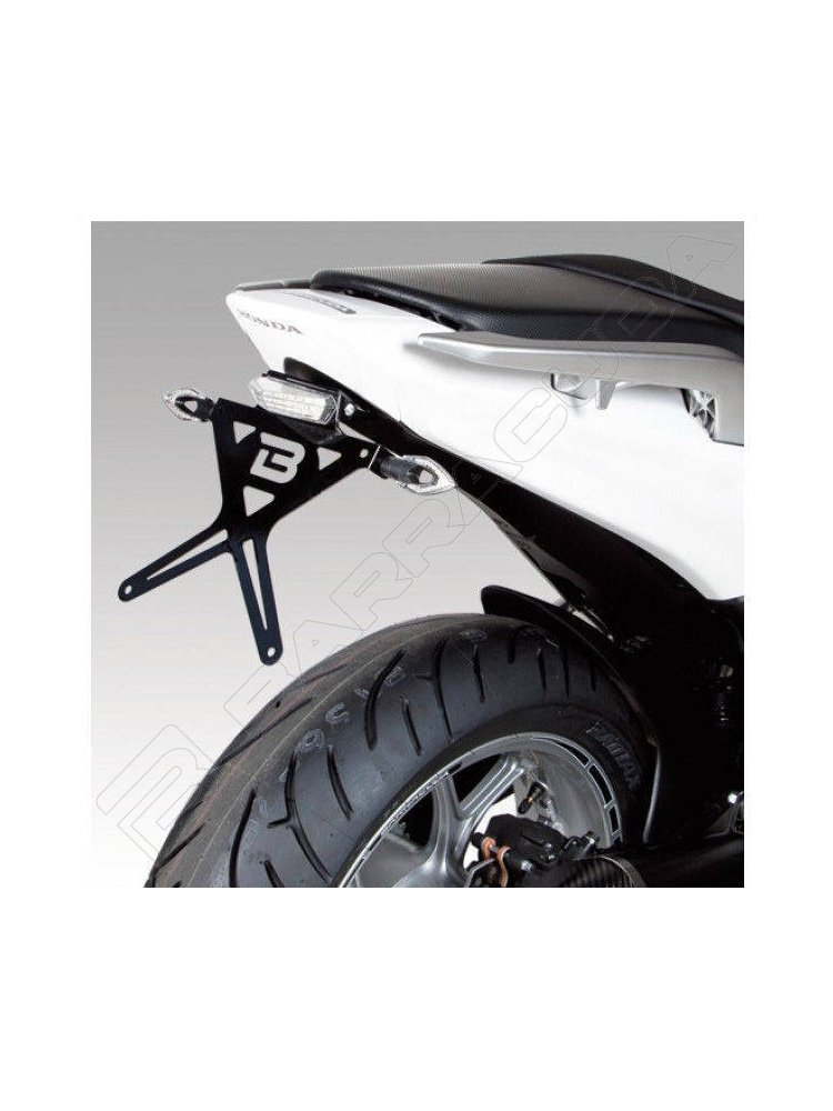 Fixing The Adhesive Tables Led Light Barracuda Honda Integra 700