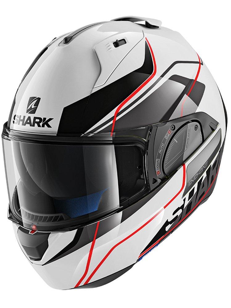 flip up helmet shark evo one 2 moto online store. Black Bedroom Furniture Sets. Home Design Ideas