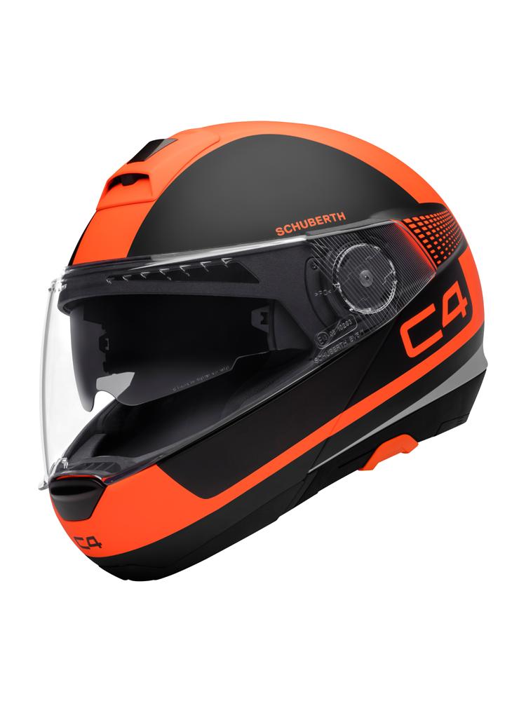 49e33f49 Flip-up helmet Schuberth C4 Legacy Orange SALE Moto-Tour.com.pl ...