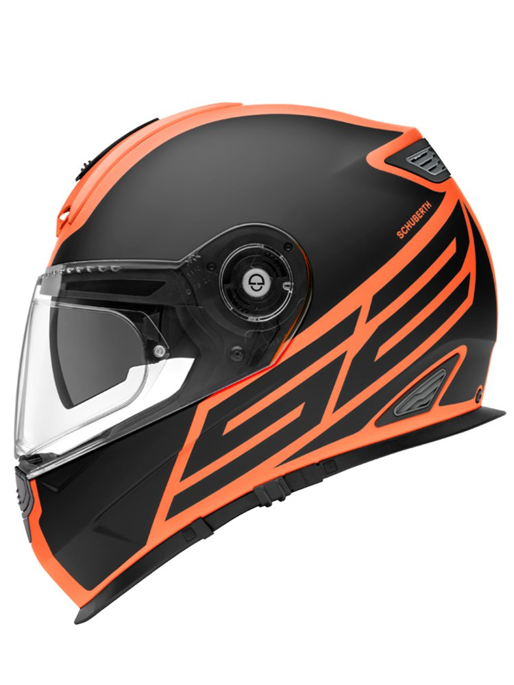 aeb369bc Full face helmet Schuberth S2 SPORT Traction Orange Moto-Tour.com.pl ...
