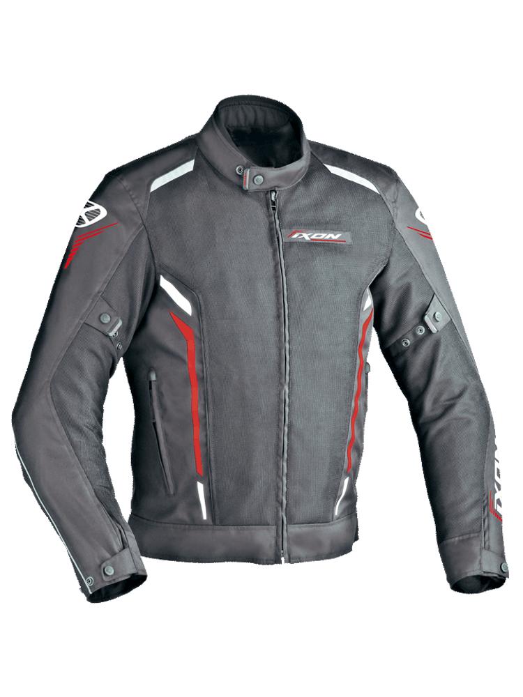 Motorcycle textile jacket IXON COOLER Moto-Tour.com.pl ...