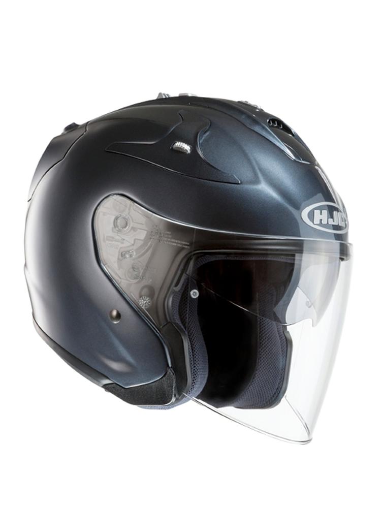 open face helmet hjc fg jet metal moto online store. Black Bedroom Furniture Sets. Home Design Ideas