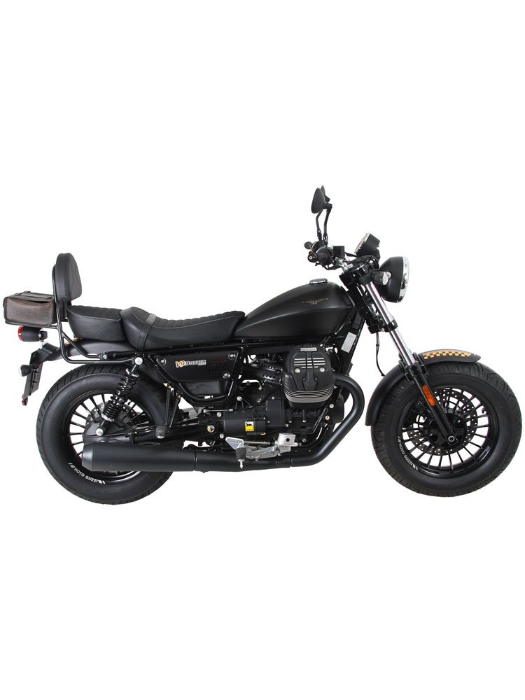 sissybar hepco becker moto guzzi v9 bobber 17 with. Black Bedroom Furniture Sets. Home Design Ideas