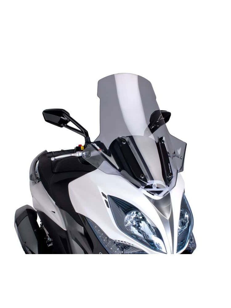 v tech line touring puig for kymco xciting 400i moto tour. Black Bedroom Furniture Sets. Home Design Ideas
