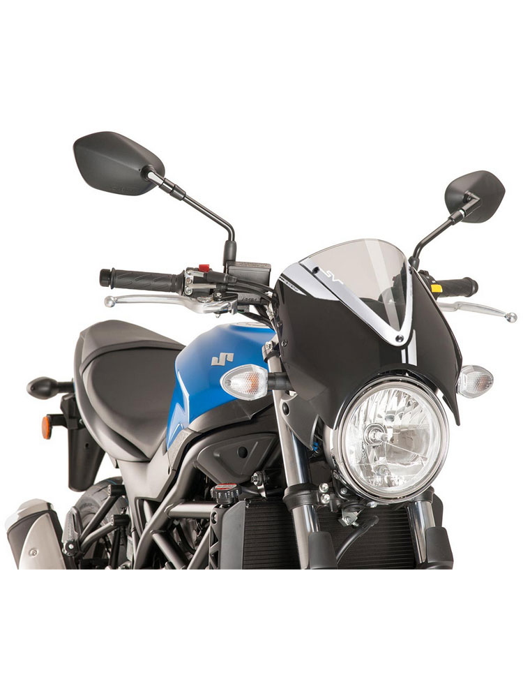 Windshield Retrovision PUIG for Suzuki SV650 Moto-Tour.com.pl Online ...