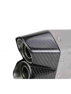 Exhaust IXRACE type M10 Titanium [Slip On] Suzuki GSX-R 250/ DL 250 V-Strom [17-]