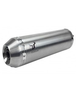 Exhaust IXRACE type PURE Inox [Slip On] KTM Duke 390 [12-16]