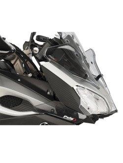 Front deflector PUIG for Yamaha MT-09 Tracer (smoke)
