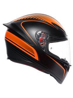 Full-face helmet AGV K1 WARMUP orange