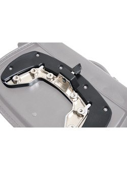Hepco and Backer saddlebags Liberty BIG for C-Bow Carrier