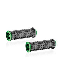 R-Fighter S footpegs PUIG (green)