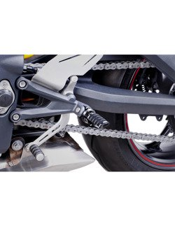 Racing footpegs PUIG (black)