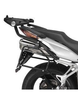 Specific rear rack for MONOKEY® or MONOLOCK® top case Honda VFR 800 VTEC 02-11