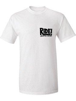 T-Shirt John Doe Ride white