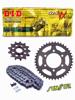 HONDA CRF 250L [13-15] DID520 VX2 PRO - STREET chain and SUNSTAR sprockets