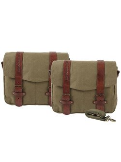 Legacy courier bag set L/L for C-Bow carrier