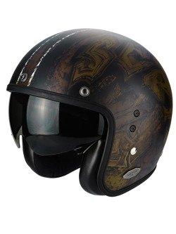 Open face helmet Scorpion BELFAST