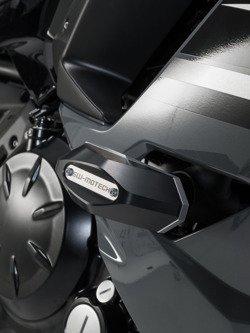 Slider set for frame SW-MOTECH Kawasaki Ninja 650 [17-]