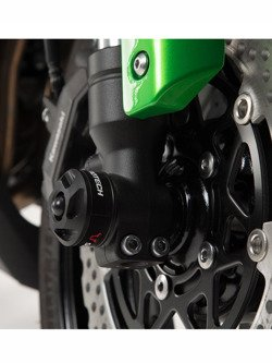 Slider set for front axle SW-MOTECH Kawasaki Z 1000 SX [16-18]