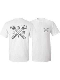 T-Shirt John Doe Classic biała