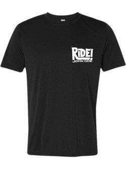T-Shirt John Doe Ride black