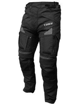 Tekstylne spodnie motocyklowe SECA VARCO III