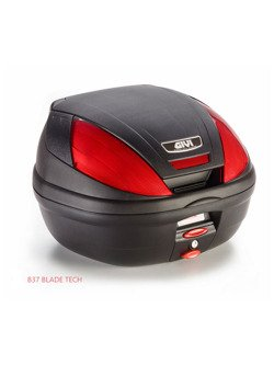 Top case GIVI E370N Monolock® [universal mounting plate included; volume: 39 ltr]