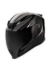 Kask integralny Icon Airflite Black