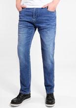 Męskie jeansy motocyklowe JOHN DOE Original [light blue used]