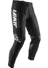 Spodnie off-road Leatt GPX 4.5 czarno-białe