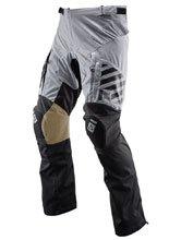 Spodnie off-road Leatt GPX 5.5 Enduro szaro-czarne