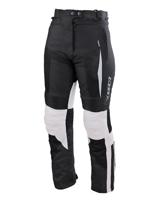 Spodnie tekstylne Seca Hybrid II Lady Szare Damskie