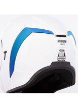 Tylny spojler do kasku Icon Airform™ RST Blue
