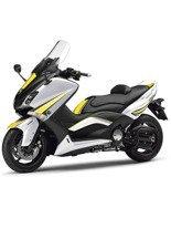 Zestaw naklejek PUIG do Yamaha T-Max 530 12-15 (złote)