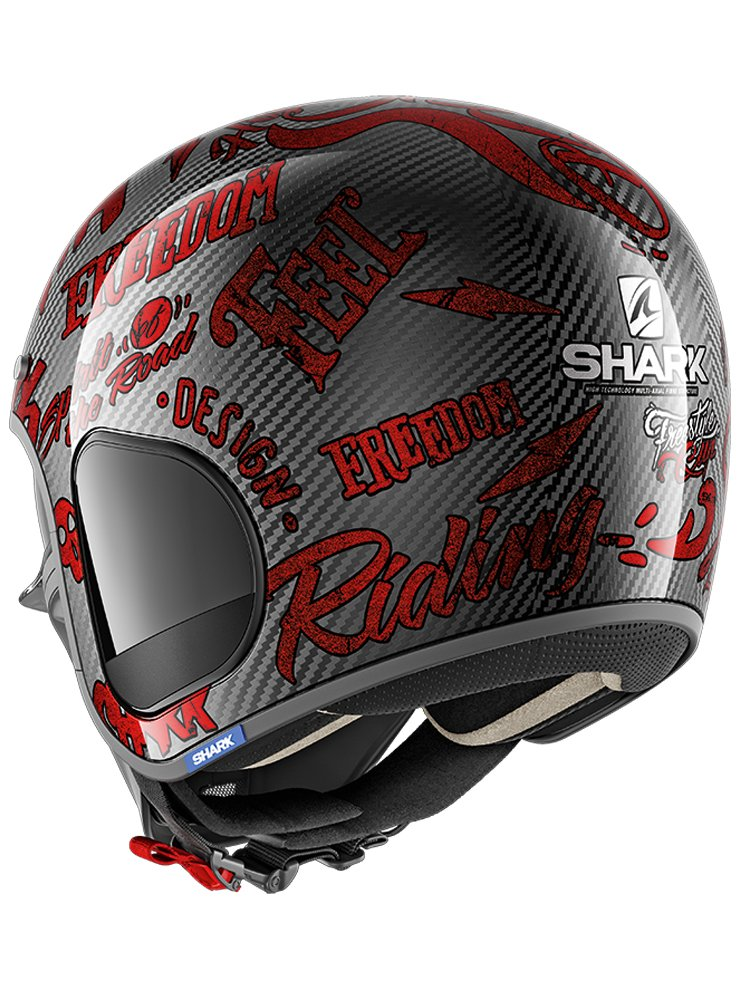 otwarty kask motocyklowy shark s drak freestyle cup sklep moto. Black Bedroom Furniture Sets. Home Design Ideas