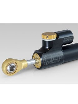 Amortyzator skrętu Hyperpro CSC Steering Dampers 140MM - liniowy  [CZARNY]
