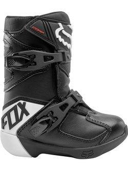 Buty dziecięce off-road FOX Comp czarne (4-8 lat)