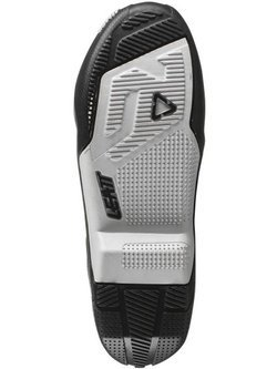 Buty enduro Leatt 5.5 Flexlock biało-czarne