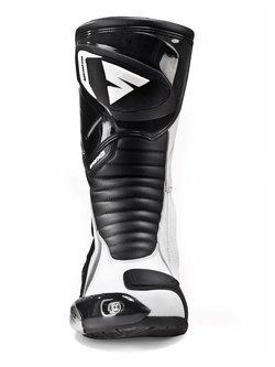 Buty motocyklowe damskie Shima RWX-6 czarno-białe