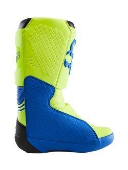 Buty off-road FOX Comp żółto-niebieskie
