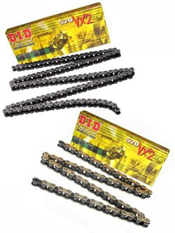 Łańcuch napędowy D.I.D.520 VX2 PRO-STREET X-Ring super wzmocniony [108 ogniw]