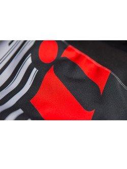 Motocyklowa kurtka tekstylna Icon Overlord SB2 Red damska