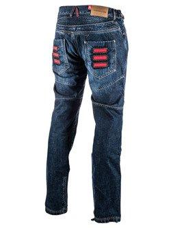 Motocyklowe spodnie jeans ADRENALINE RAY 2.0 z ochraniaczami