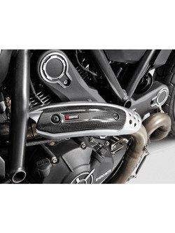 Osłona Termiczna (CARBON) Akrapović Ducati Monster 797 [17-18] / Scrambler Cafe Racer [17-18] / Scrambler Icon/Urban Enduro/Classic/Full Throttle [15-18]