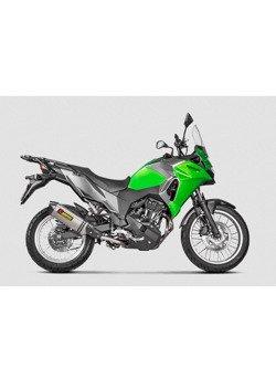 Osłona Termiczna (CARBON) Akrapović Kawasaki Versys-X 250/300 [17-18]