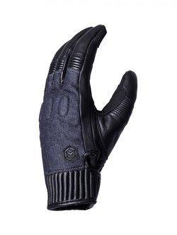 Rękawice motocyklowe skórzane Knox Hanbury MK2 niebieskie