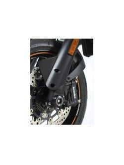SLIDERY PRZEDNIEGO ZAWIESZENIA R&G Do KTM 690 SMC/SMCR/ENDURO ALL YEARS [CZARNY]